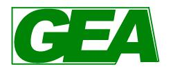 Caltec Calibration | On-site Calibration for Garages and Dealerships | GEA logo
