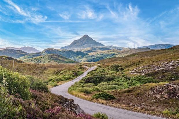 Scottish Route 500