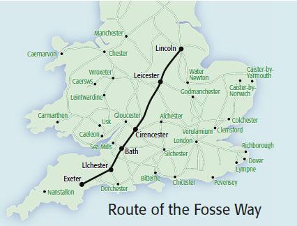 Fosse Way Roman Road